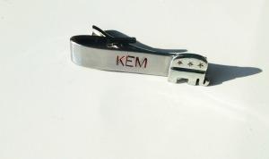 KEM Tie Clip 3